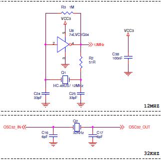 [STM32F103RBT6] dołączenie rezonatora kwarcowego