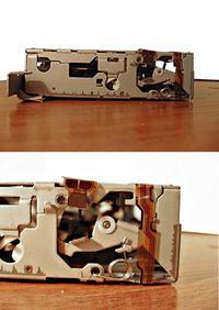 DELCO CDR 500 (D) jak złożyć mechanizm CD
