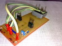 Regulator ładowania aku. 12v z prądnicy silnika 21-110V