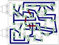 filtr dolnoprzepustowy pojedyncze 12v plytka (poczatkujacy)
