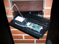 DispDom by byrrt czyli wyświetlacz do domofonu na SDA5708