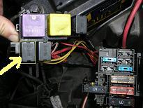 Renault Kangoo 1.9 D brak zapłonu -przekaźnik 047 co dalej?