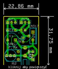 Zasilacz LM317 - mała pomoc w wielkich sprawach :)