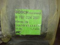 Prostownik BOSCH SL 2470 konstrukcja i diagnoza