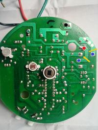 czujnik ruchu - zmiana zasilania 230V~ na 12V-