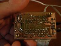 Termostat do wytrawiarki (Atmega8, DS18B20 - termometr, JQC-3FF - przekaźnik)