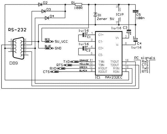 Logitech Z-5300 Wiring Diagram from obrazki.elektroda.pl