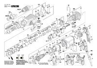 Bosch GBH 2-26 DFR - Brak udaru