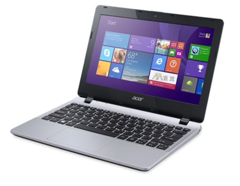 "Acer Aspire E3-111 - niedrogi 11,6"" laptop z Bay Trail i Windows 8.1"