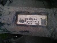 Seat Cordoba GLX 96r - Wymiana amortyzatorów - co kupić (miękkie)