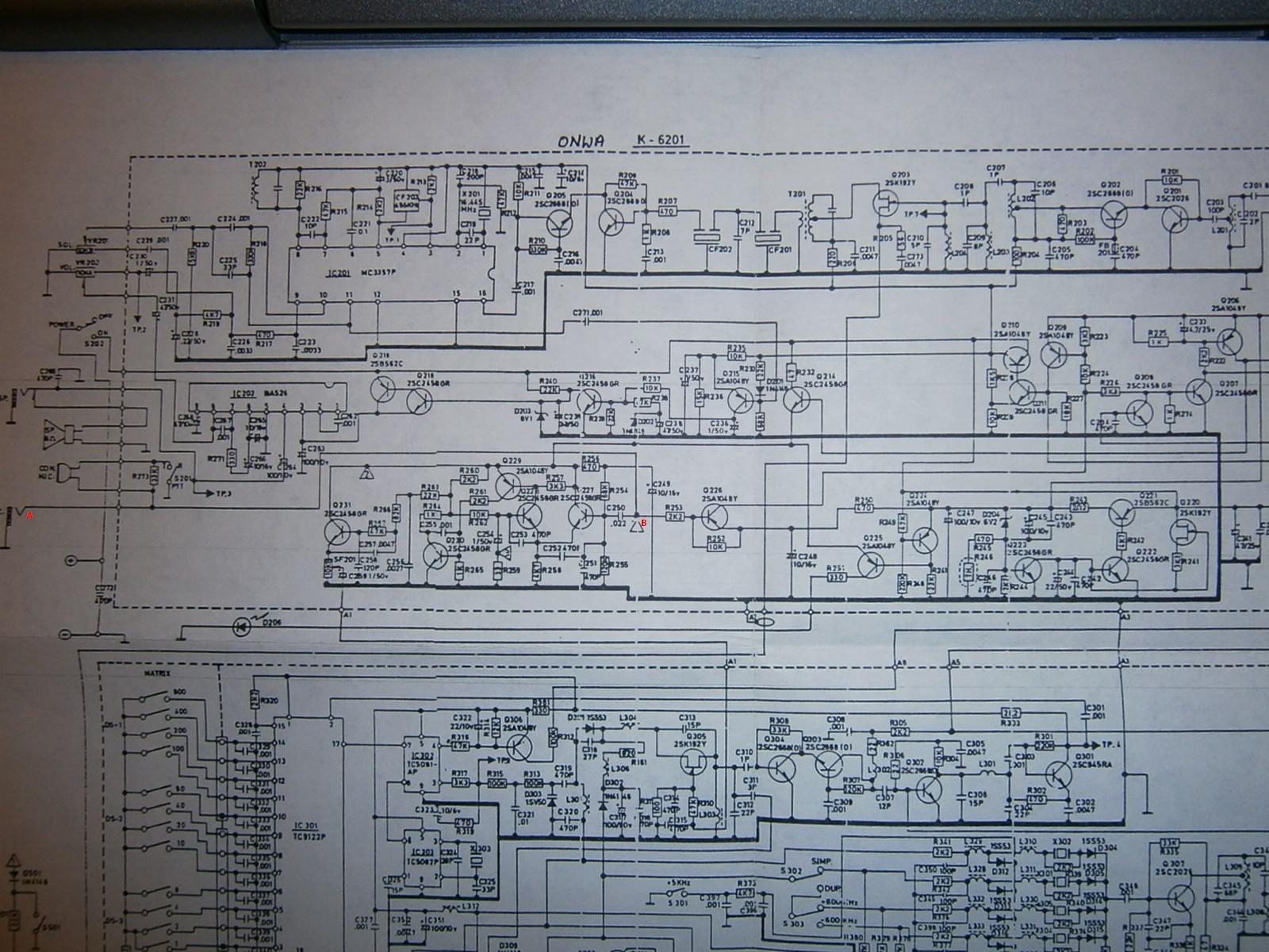 Binatone MR70 - Brak reakcji na zewn�trzy przycisk PTT