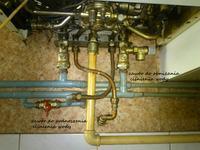 Vaillant VCW PL 24 - - Za s�abe ci�nienie, piec nie za��cza ciep�ej wody