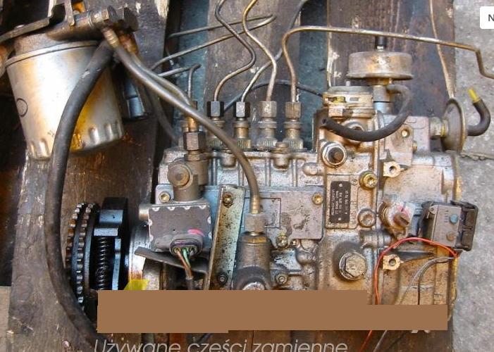 Daewoo Musso 99r. 2.9TD - Silnik zgas� nie chce zapali�