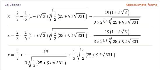 �atwa matematyka z Wolframalpha - jak u�ywa�?