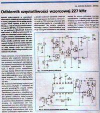 - Wykorzystanie częstotliwoci stacji radiowych do kalibracji przyrządów pomiarow