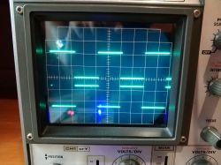 Arduino nano jako generator pwm w zakresie 720Hz do 820Hz