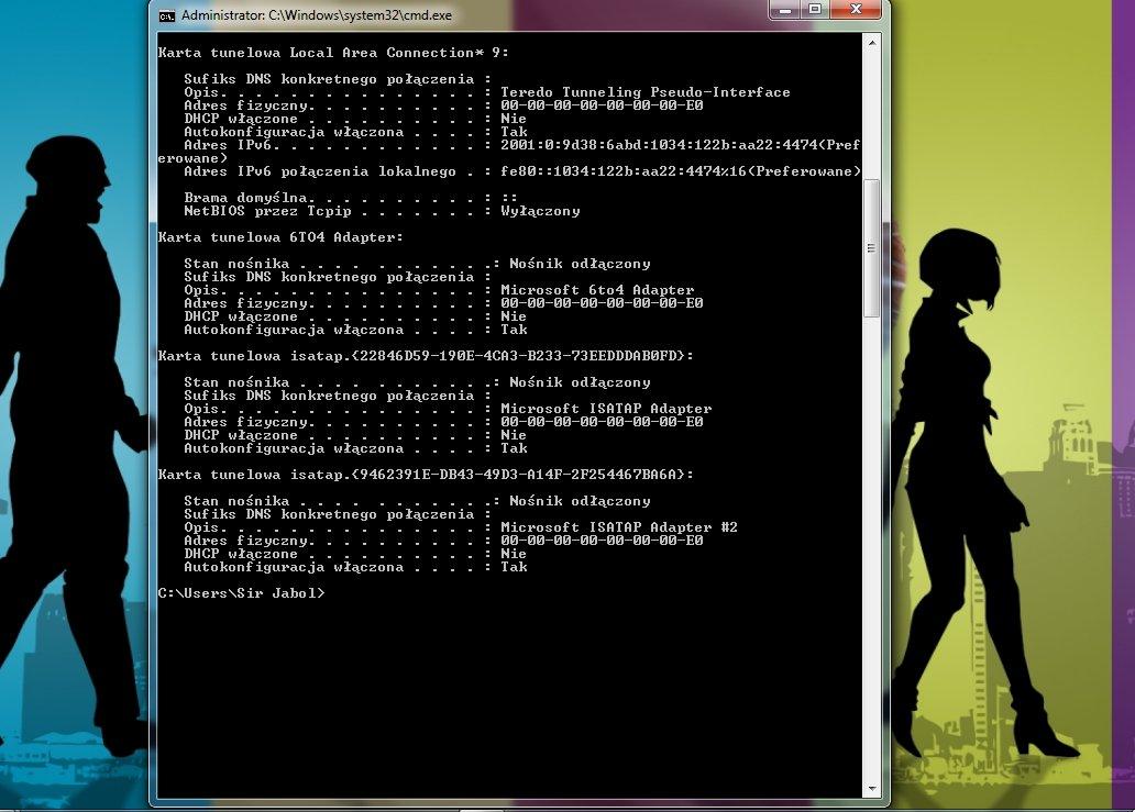 Cisco EPC3925 nie ��czy si� z Laptopem przez wifi - sie� Inea