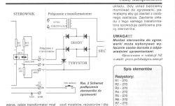 Budowa zgrzewarki ogniw - potrzebne schematy czasowego regulatora.