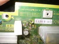 Panasonic TX-P42S10E - Led miga 7-razy