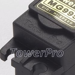Opis sposobu rozpoznania podróbki serwomechanizmu Tower Pro MG995.