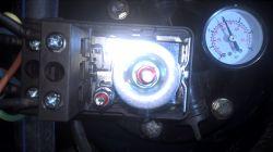 Zbiornik 1000 l (Mauzer) pod ciśnieniem
