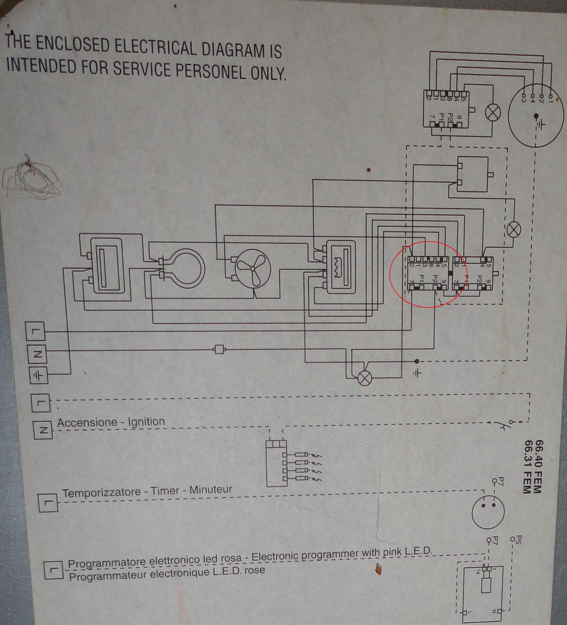 Kuchnia Ardo CT6640EF upalony przełącznik piekarnika -> Kuchnia Elektryczna Amica Instrukcja Obslugi