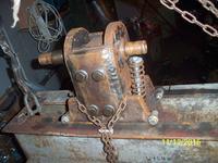 Proszę o sprawdzenie schematu prasy hydraulicznej i poprawę błędów
