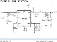 Przeróbka prostej przetwornicy DC/DC na MPP (nie MPPT)