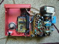 Prosty oscyloskop cyfrowy na Atmega8 jako wskaźnik wysterowania audio
