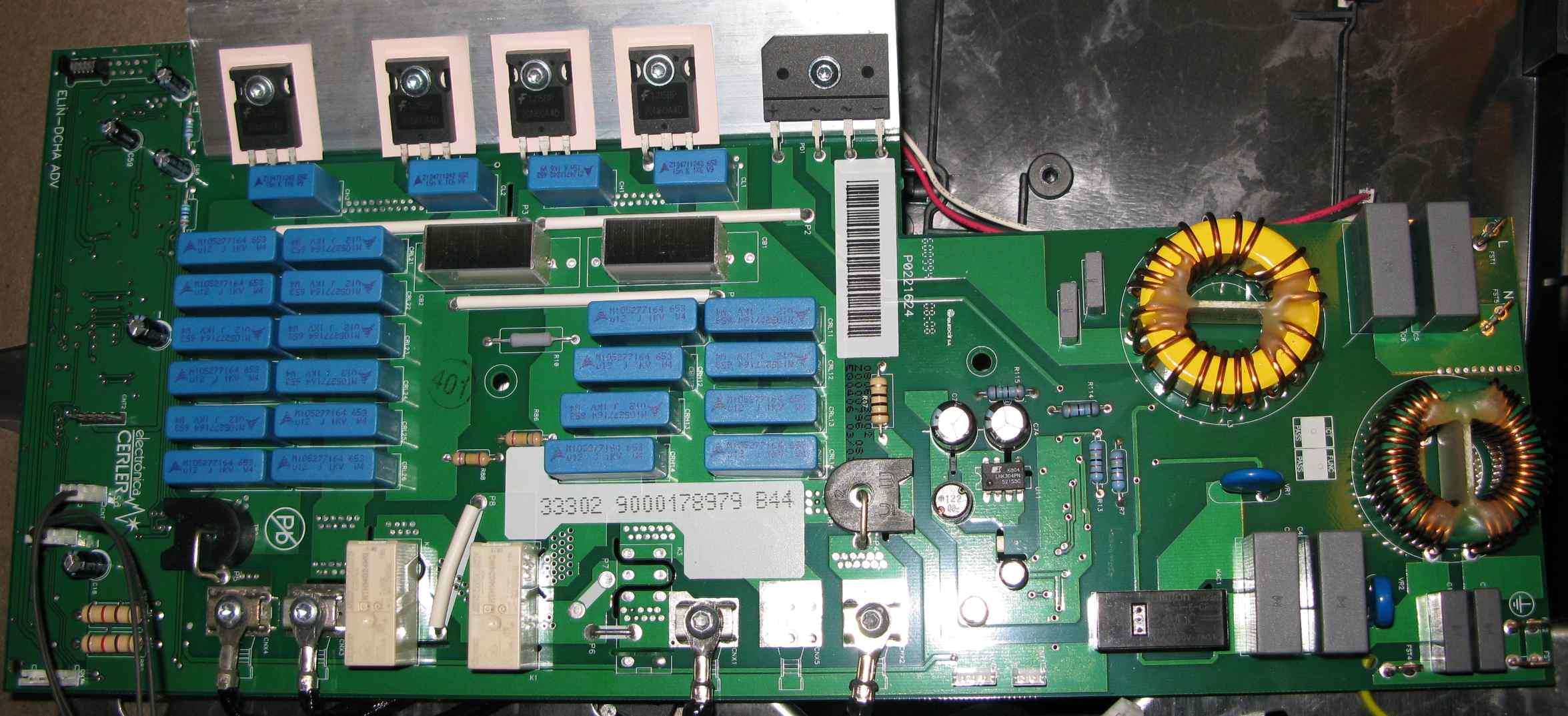Plyta Indukcyjna Siemens Eh77s502e 09 Probkuje Nie Wykrywa E0
