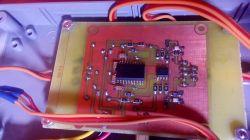Wzmacniacz słuchawkowy oparty na TPA6120