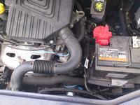 Dacia Dokker - Uszkodzona izolacja silnika