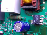Siemens SE24M863 - Martwy moduł, jaki to rezystor