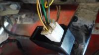 Elektryka w skuterze Peugeot Speedfight 1
