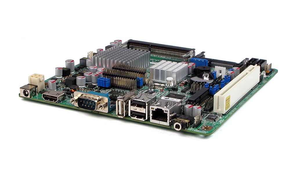 Jetway JNF9C-2600 - p�yta g��wna ITX z Atom N2600 i PowerVR SGX 545