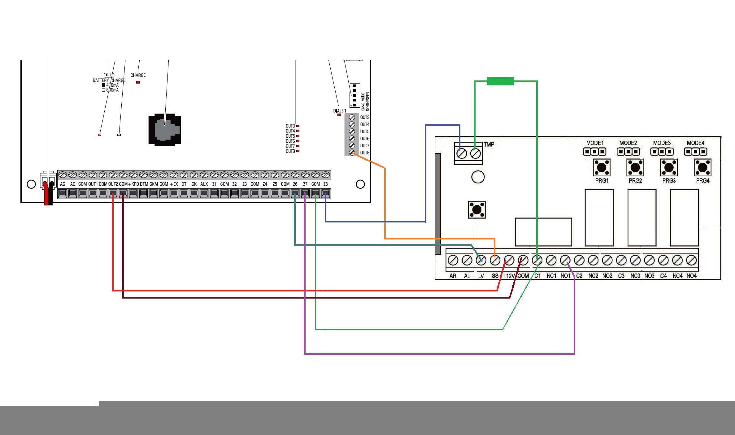 Integra 32 i sterownik radiowy RE-4K
