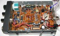 Odbiornik radiowy Icom uklad PLL kwarc