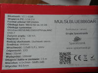 Bluetooth - Słuchawki mj-8860, parowanie.