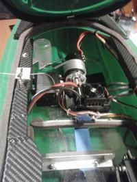 Silnik prądu stałego 12V DC, do małej łódki (120cm) - gdzie kupić?