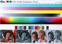Epson Stylus PHOTO R285 - Brak głębi czarnego koloru