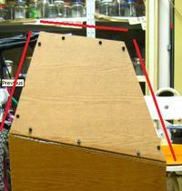 Budowa kolumny trójdrożnej w oparciu o głośniki STX.