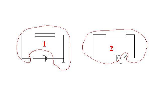 Instalacja elektryczna do halogen�w dalekosi�nych w samochodzie