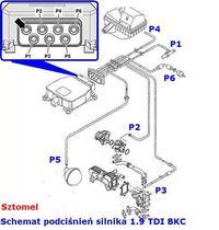 VW Passat 2.0tdi - Odcina powyżej 100km/h