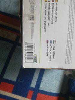 [Kupię] Wyciskarka soków Esperanza EKJ007, szukam zębatki...