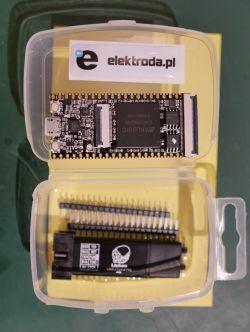 LicheeTang - płytka prototypowa FPGA z Anlogic EG4S20