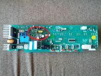 Daewoo DWD M1032 - programator, spalony uk�ad scalony, pro�ba o identyfikacje