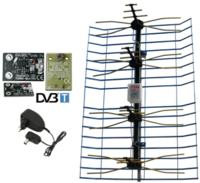 Dobór anteny dla DVB-T - do 50-60km (Rybnik)