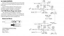 Podłączenie miksera 2xJack do XLR
