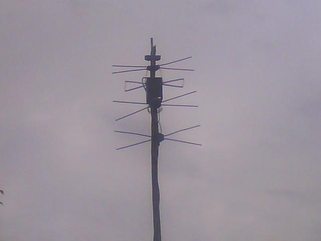 Antena do naziemnej telewizji cyfrowej