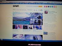 Alienware N17x R4 - W laptopem �nie��cy monitor, biegaj�ce pixele po ekranie